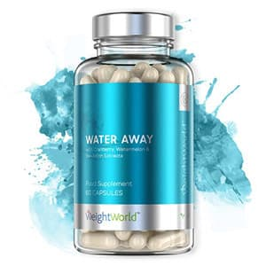 boite de water away puissant diuretique naturel en gelule par weightworld