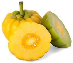 Image de Garcinia Cambogia Fruit pour montrer qu'il est un ingrédient de la cétone de framboise plus