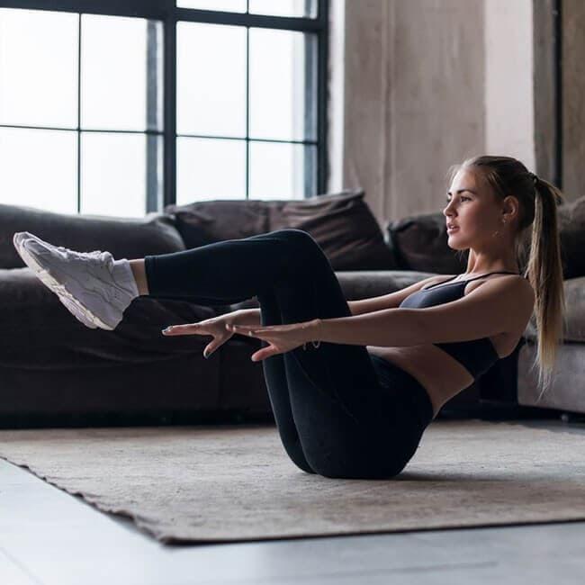 5 Exercices à Faire Chez Soi