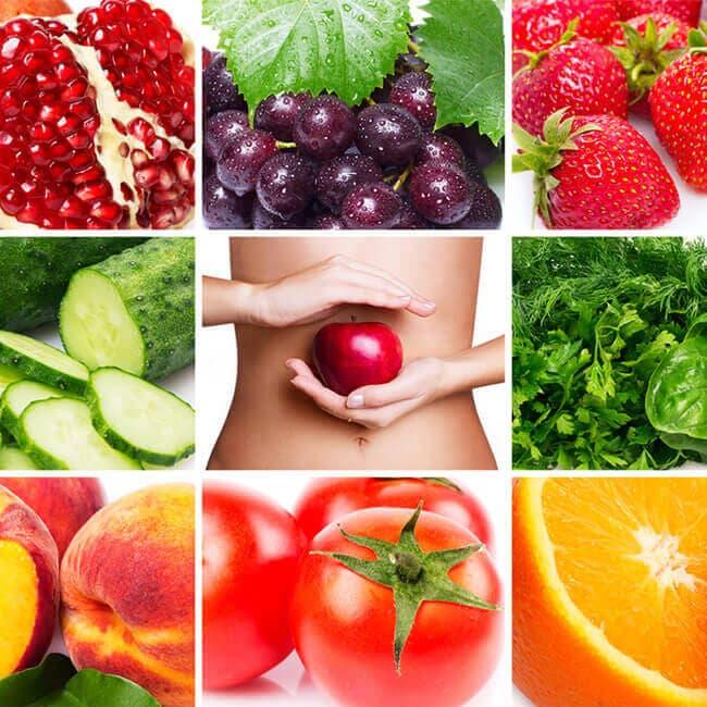 6 aliments naturels pour rester fort et en bonne santé