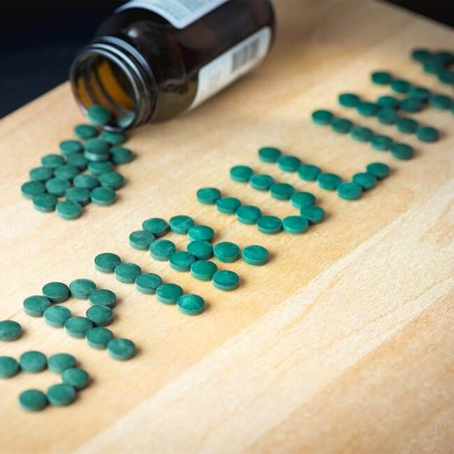 Les bienfaits de la spiruline sur la santé