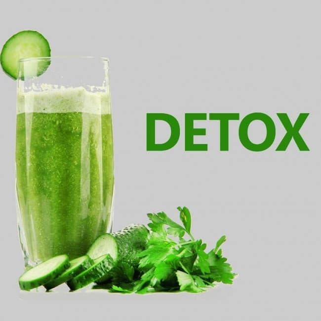 14 jours de programme Detox pour vous sentir mieux