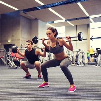 Les exercices de Fitness