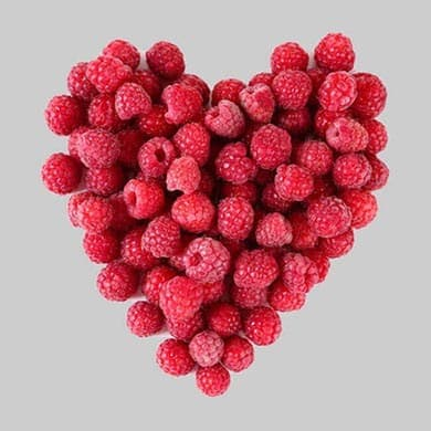 Raspberry Ketone et les valeurs nutritionnelles des fruits
