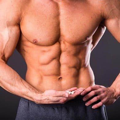 Augmenter sa masse musculaire après l'effort
