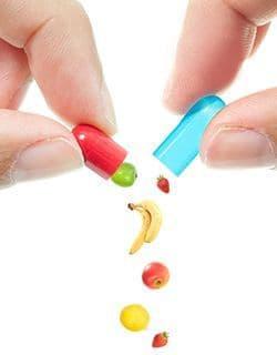 concentré de vitamines