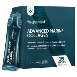 Collagène Marin Amélioré à Boire - Shots de 15 X 25 ml - WeightWorld