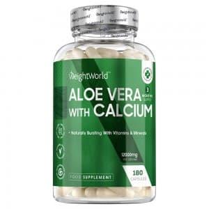 Aloe Vera et Calcium