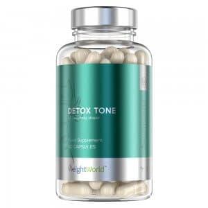 boîte detox tone en gélule - détoxifiants naturel