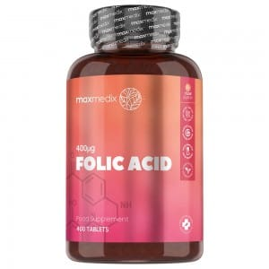 Acide Folique en Comprimés