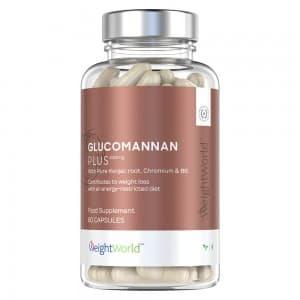boite Glucomannan Plus - konjac en gélule