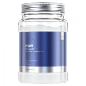 Inuline en Poudre - Complément Prébiotique à Haute Teneur en Fibres - Digestion - 500g