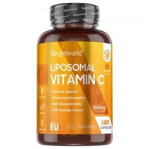 Vitamine C Liposomale en Gélules