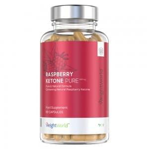 boite raspberry ketone pure - cétone de framboise pure en gélule