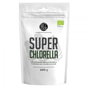 Poudre de Chlorella