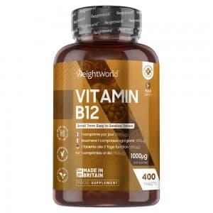 Vitamine B12 | Complément naturel pour le métabolisme énergétique