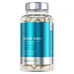 puissant diurétique naturel en gélule - water away