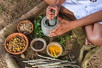Varför är livsmedel så viktiga inom ayurveda?